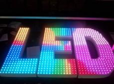 LED вывески