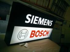 Лайтбокс Siemens Bosch