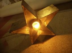 объемные фигуры - звезда