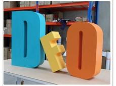 Буквы разных цветов